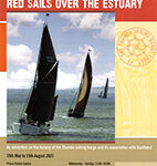 Red Sails Exhibition Poster